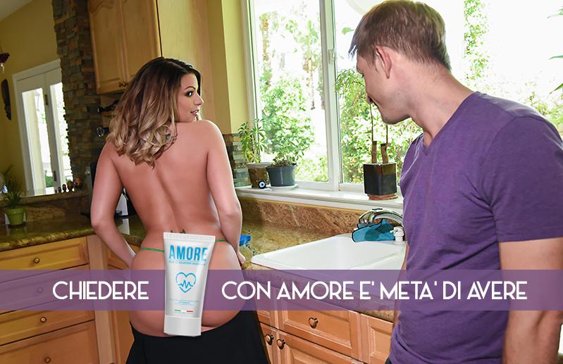 CHIEDERE CON AMORE E' LA META' DI AVERE…