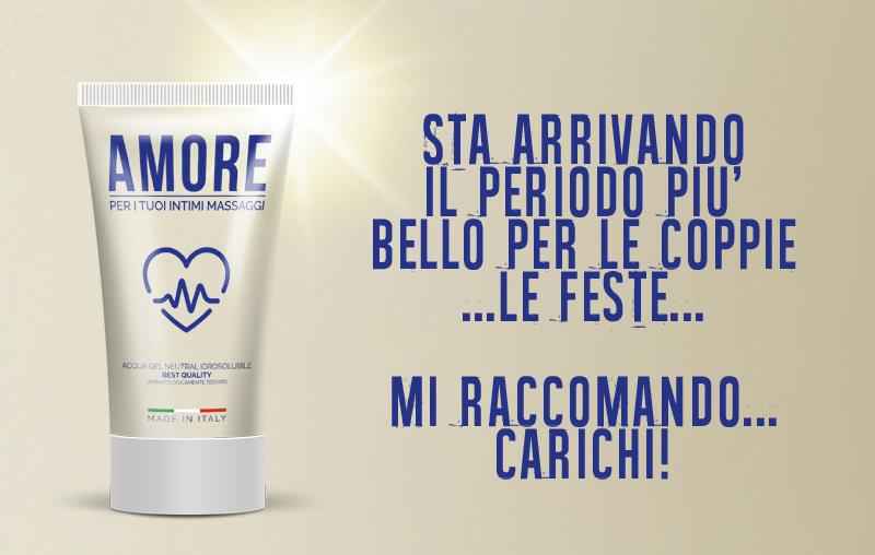 ARRIVANO LE FESTE…CARICHI… MI RACCOMANDO!