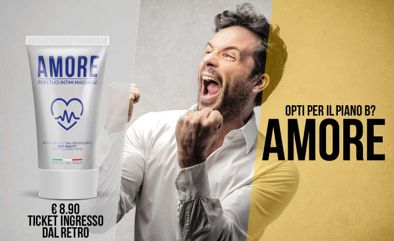 AMORE…PER ENTRARE DAL RETRO!