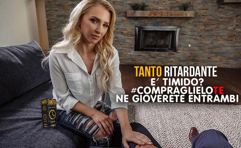 TANTO RITARDANTE…COMPRAGLIELO TE