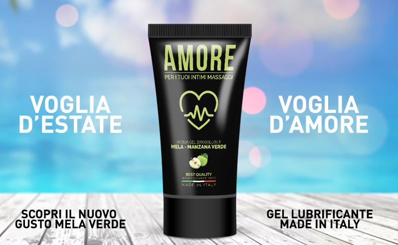 VOGLIA D'AMORE