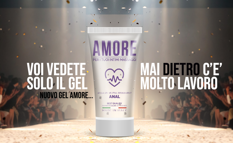 NUOVO GEL ANAL AMORE