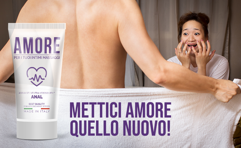 NUOVO GEL AMORE ANAL